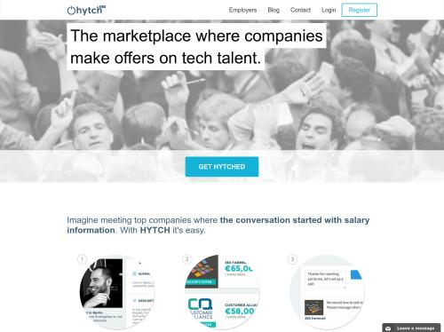 http://hytch.io startup