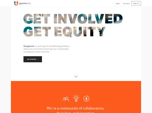 http://www.designbook.com startup