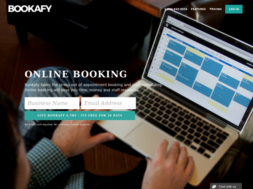 http://www.bookafy.com startup