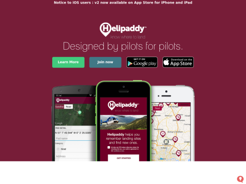 http://helipaddy.com startup