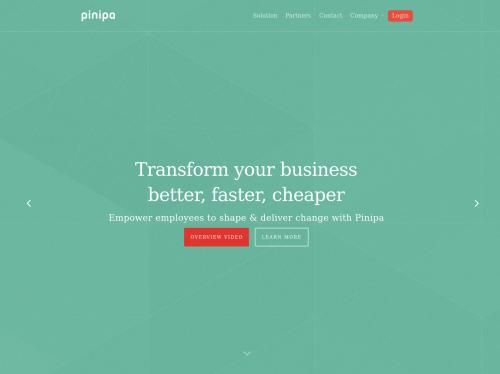 http://pinipa.com startup