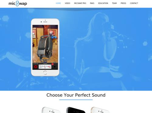http://www.micswap.com/ startup