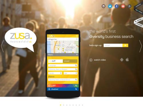 http://zusa-app.com startup