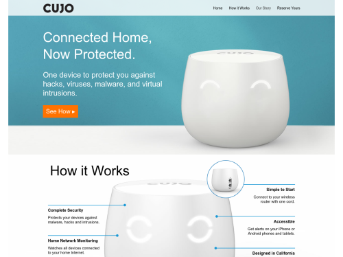 http://www.getcujo.com startup