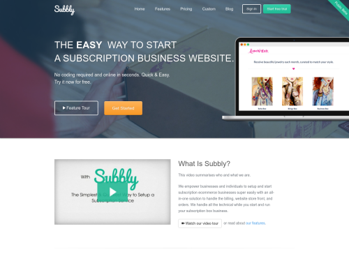 http://www.subbly.co startup
