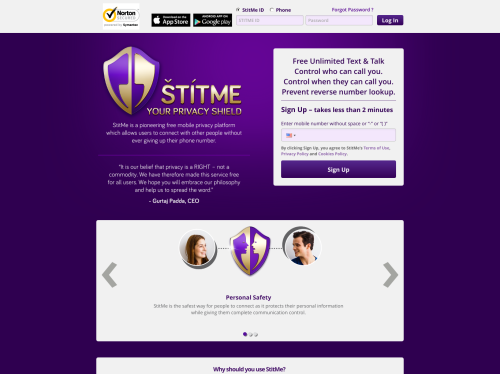 https://www.stitme.com/ startup