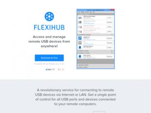 http://flexihub.com startup