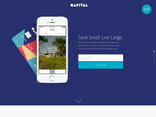 http://qapital.com startup