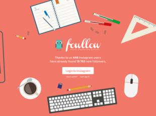 http://fowllow.com startup