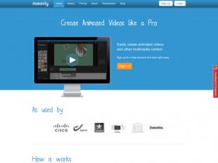http://www.moovly.com startup