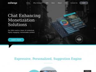 http://aniways.com startup