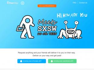 http://www.peershipapp.com startup