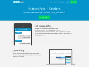 http://www.tallyspace.com startup