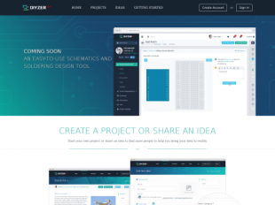 http://www.diyzer.com startup