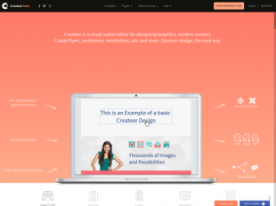http://beta2.Createer.com/ startup