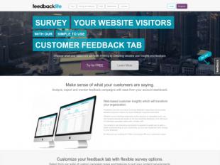 http://www.feedbacklite.com startup