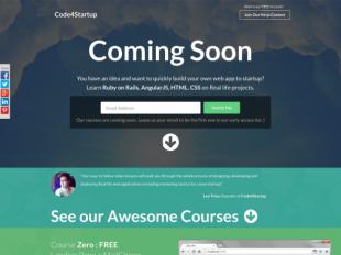 http://code4startup.com startup