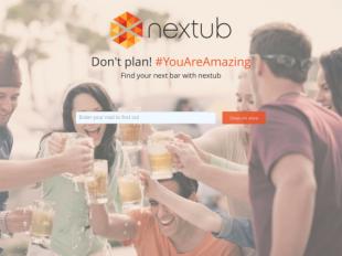http://www.nextub.com startup