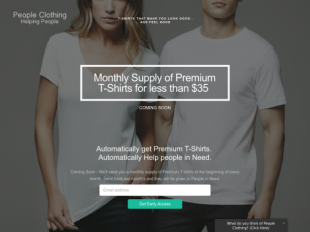 http://people-clothing.com startup
