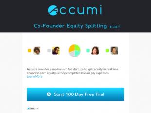 https://www.accumi.com/ startup