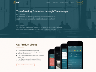 http://www.hltcorp.com startup