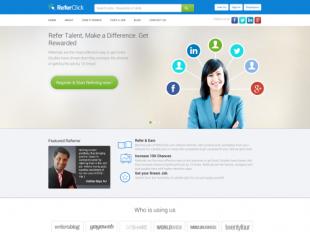 http://www.referclick.com/ startup
