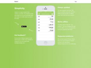 http://valutaapp.com/ startup