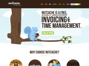 http://www.nutcache.com startup