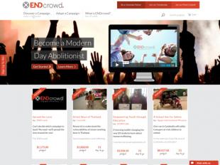 http://www.endcrowd.com startup